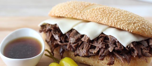 Bridger Valley French Dip