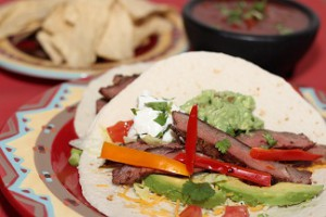 IMG_2407 - flank steak taco